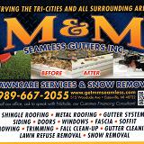 MandM Seamless Gutters Inc