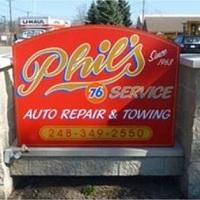 Phils 76 Service Inc.
