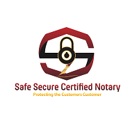 Safe Secure Certified Notary