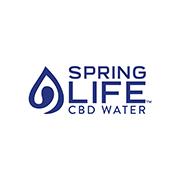 Spring Life CBD Water