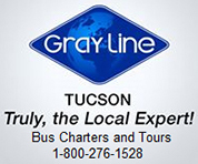 Gray Line Tours Arizona - Bus Charters and Tours