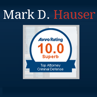 Mark D. Hauser - Philly Criminal Attorney
