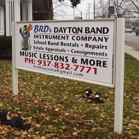 BRDs Dayton Band Instruments