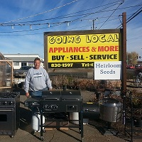Going Local Used Appliances and More