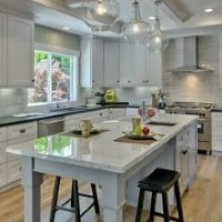 PDX Cabinets and Granite