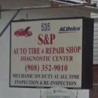 S And P Auto Repair Shop