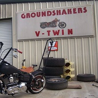 Groundshakers V-Twin Customs