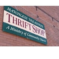 Matchless Treasures Thrift Shop