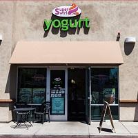 Super Swirl Frozen Yogurt and Boba Teas