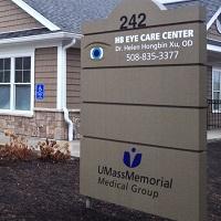 HB Eye Care Center