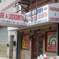 Big Daddy Hardware And Locksmith