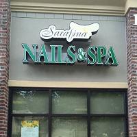 Sarafina Nails and Spa