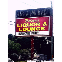 Nelsons Liquor And  Lounge