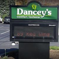 Danceys Comfort Footwear