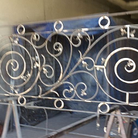 Star Ornamental Iron Craft