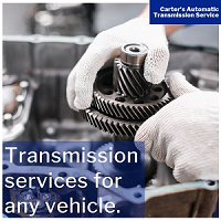 Carters Automatic Transmission Service
