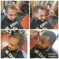 MrKrispy Professional Barbershop