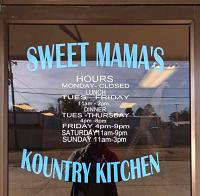 Sweet Mamas Kountry Kitchen