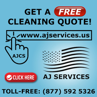 Commercial Cleaning Services | AJ Services