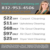 Friendswood TX Carpet Cleaning