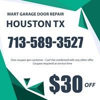 Mart Garage Door Repair Houston TX