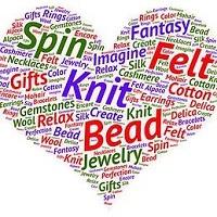 Bead and  Fiber Fantasy