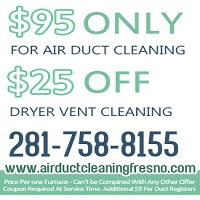 Air Duct Cleaning Fresno